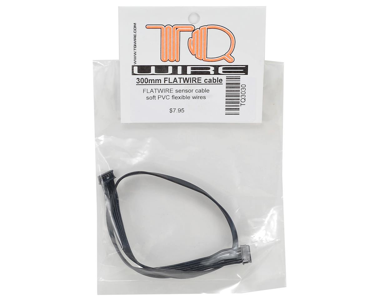 TQ Wire Flatwire Sensor Cable (300mm)