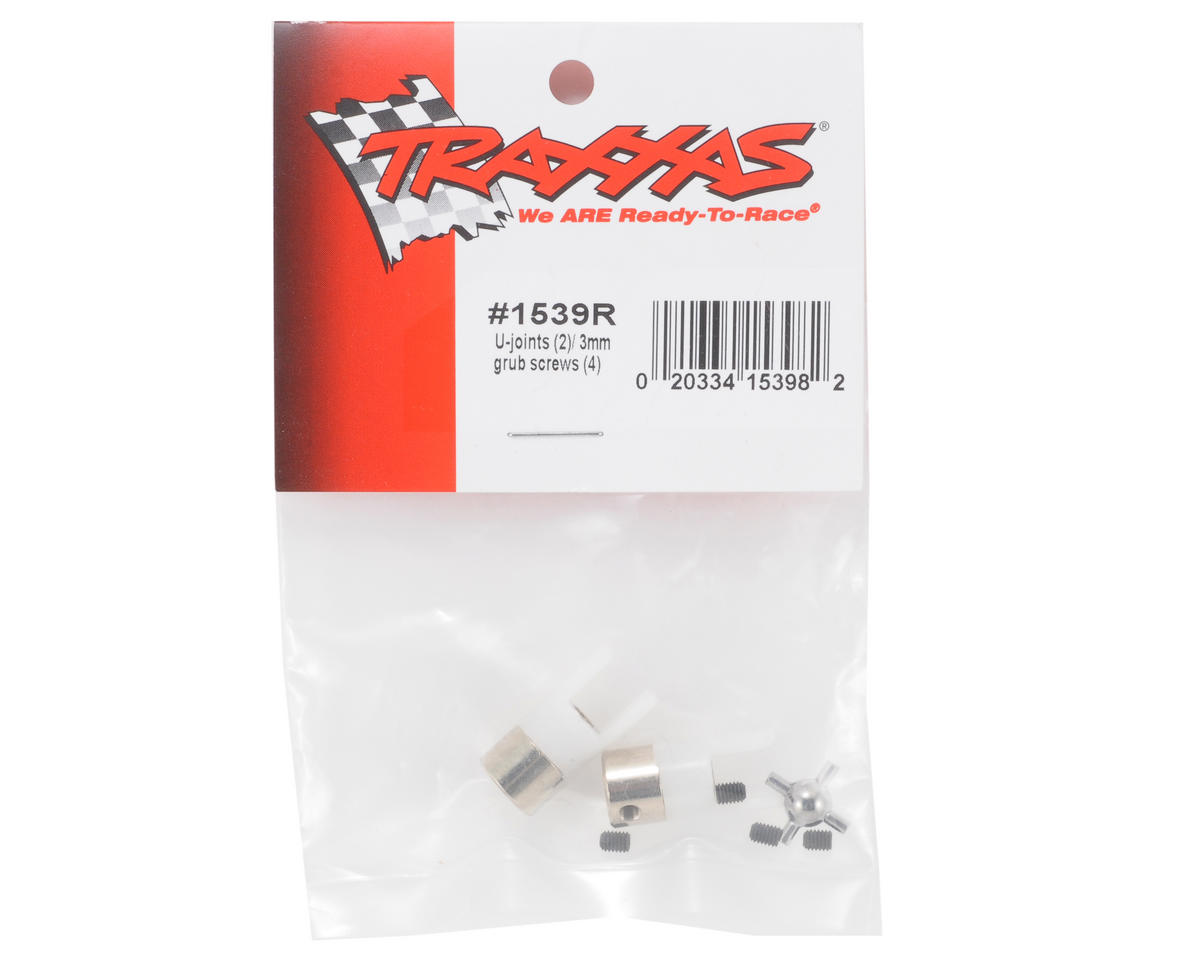 Traxxas U-Joint Set (2)