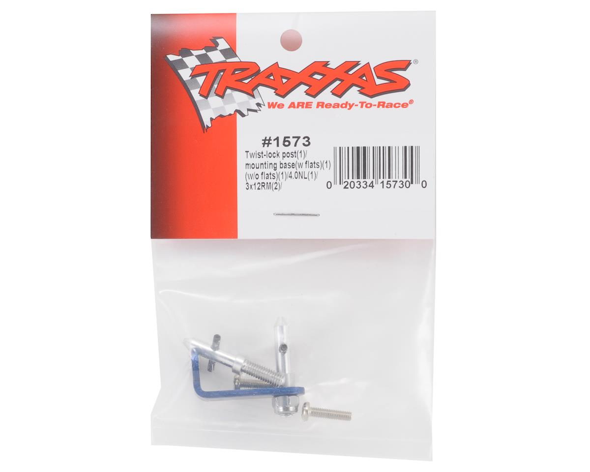 Traxxas Twist Lock Post Set (1)