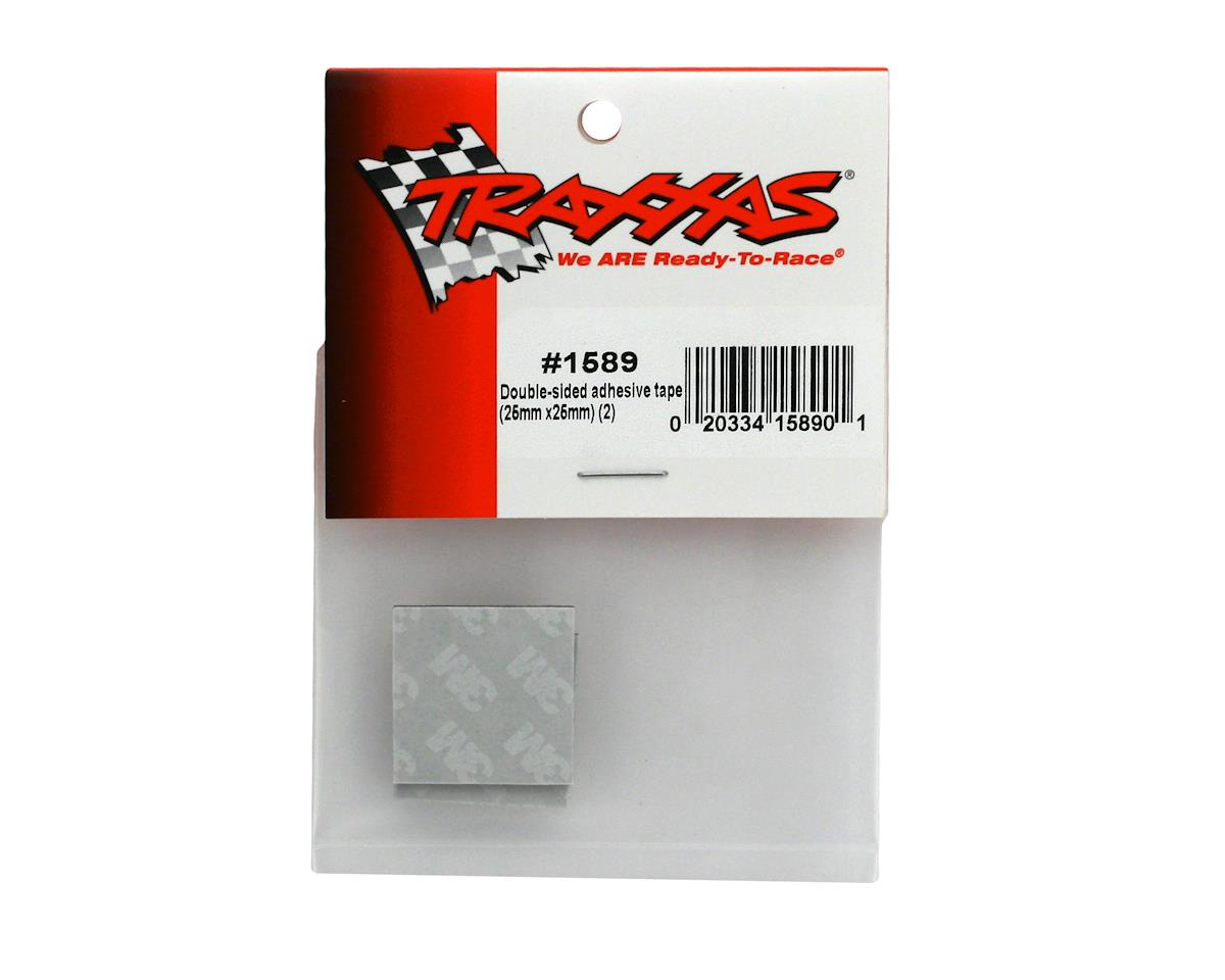 Traxxas Double Sided Tape 25x25mm (2)