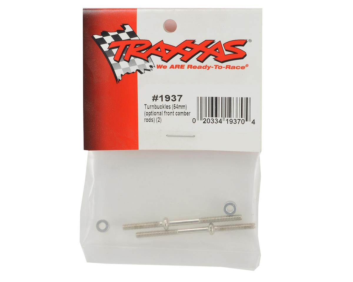 Traxxas 54mm Turnbuckle Set w/Spacers