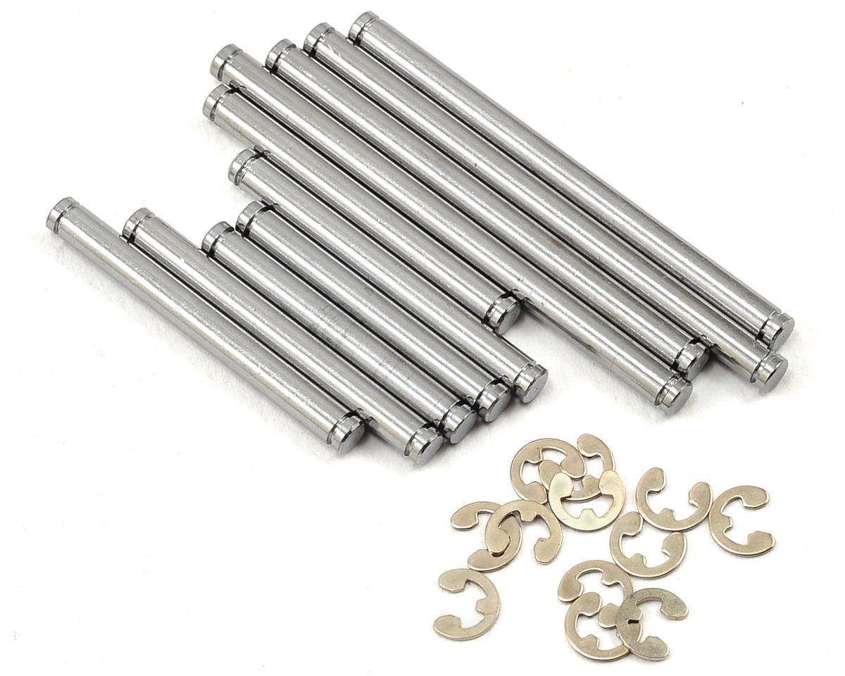 Suspension Pin Set with E-Clip by Traxxas