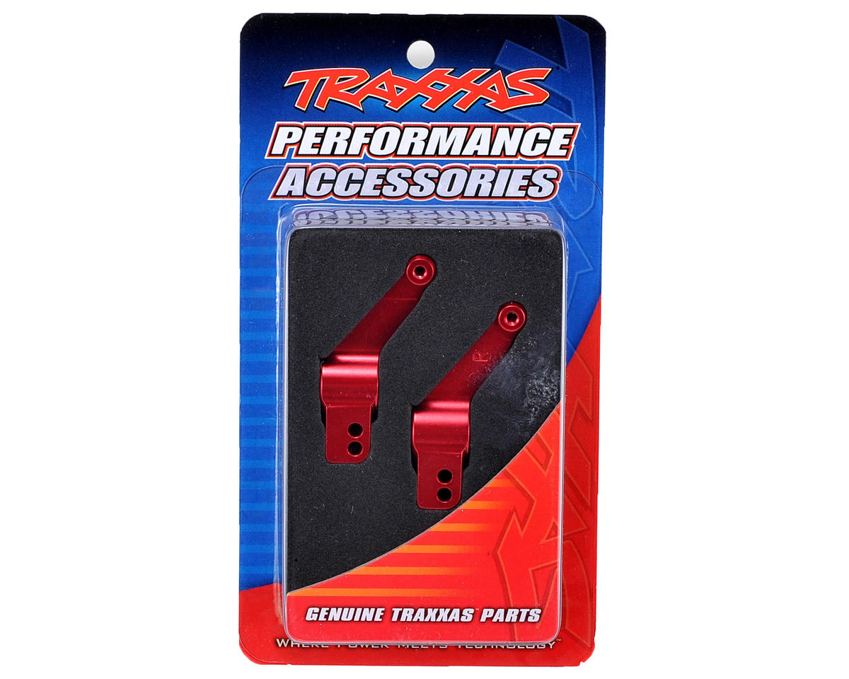 Traxxas Stub Axle Carriers (Red) (2)