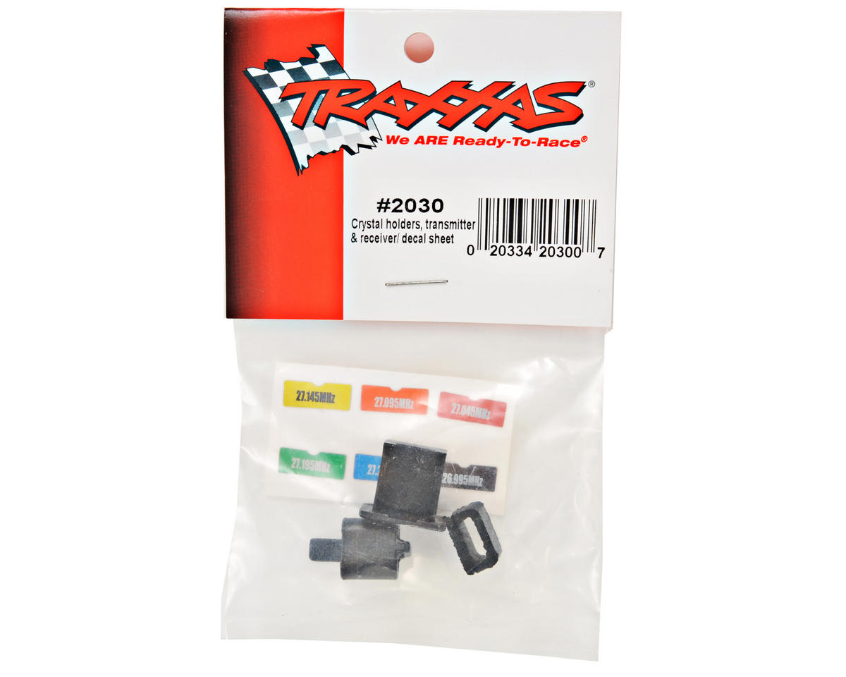 Traxxas Crystal Holder Set