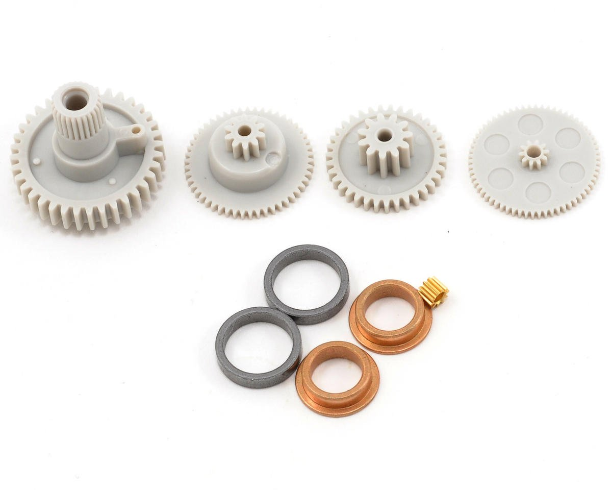 Plastic Servo Gear Set (TRA2055/2056) by Traxxas