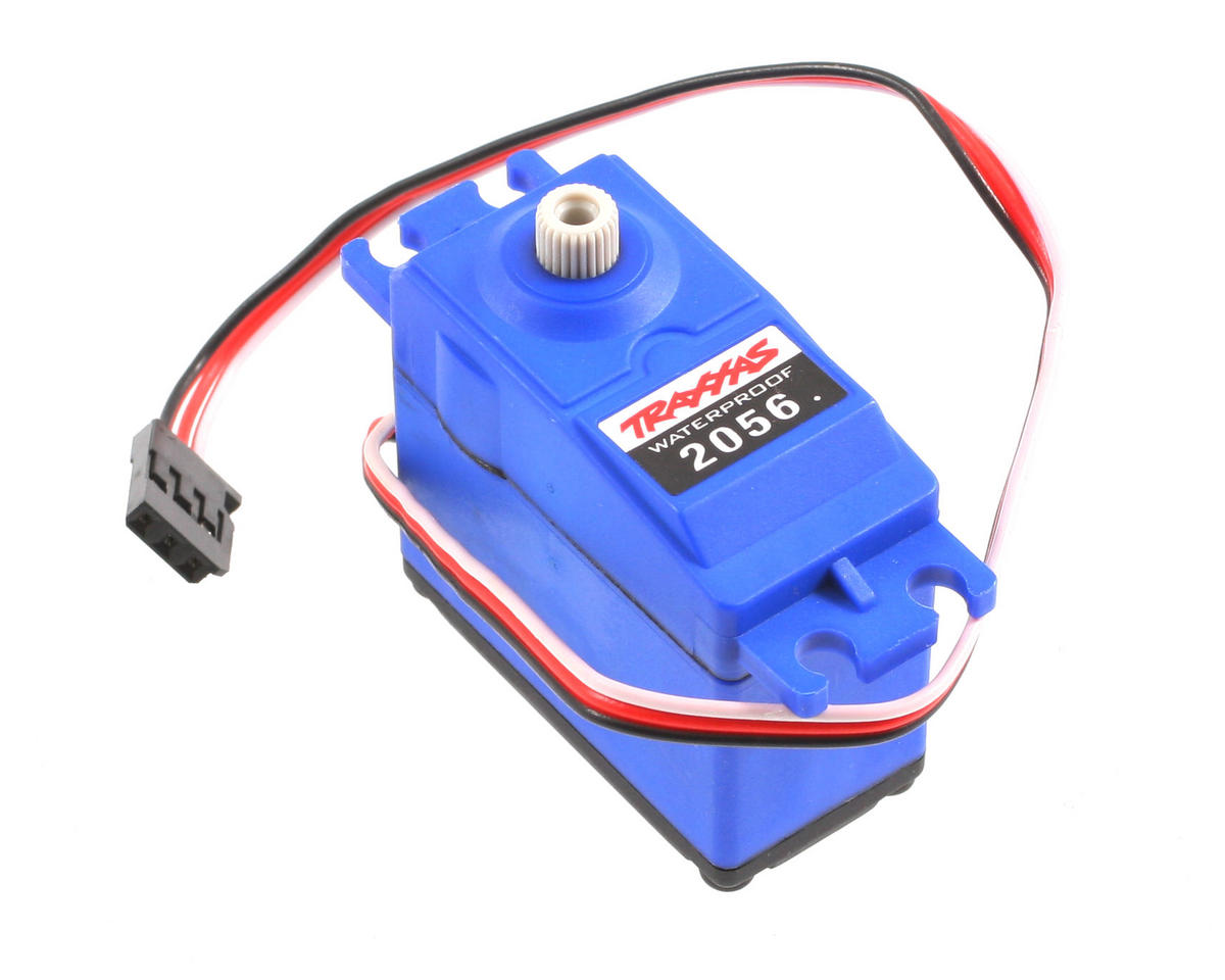 High Torque Waterproof Servo by Traxxas Villain EX