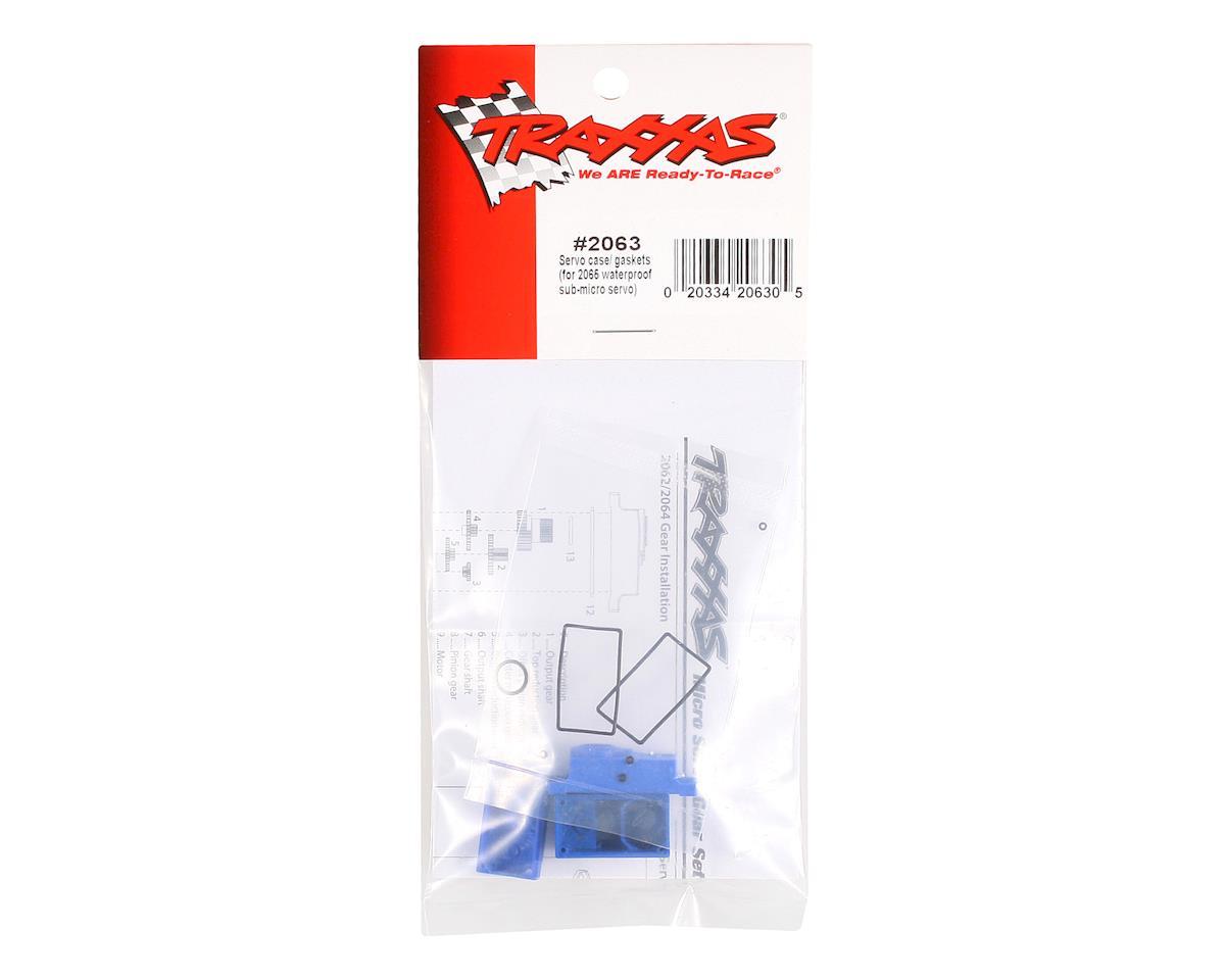 Traxxas Servo-Case/Gaskets: TRA2065