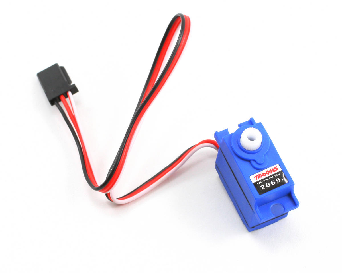 Sub-Micro Waterproof Servo by Traxxas