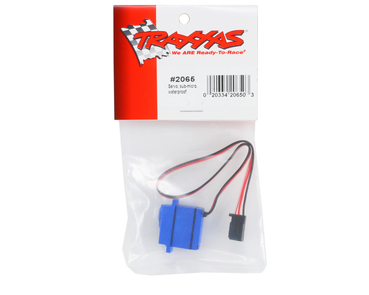 Traxxas Sub-Micro Waterproof Servo