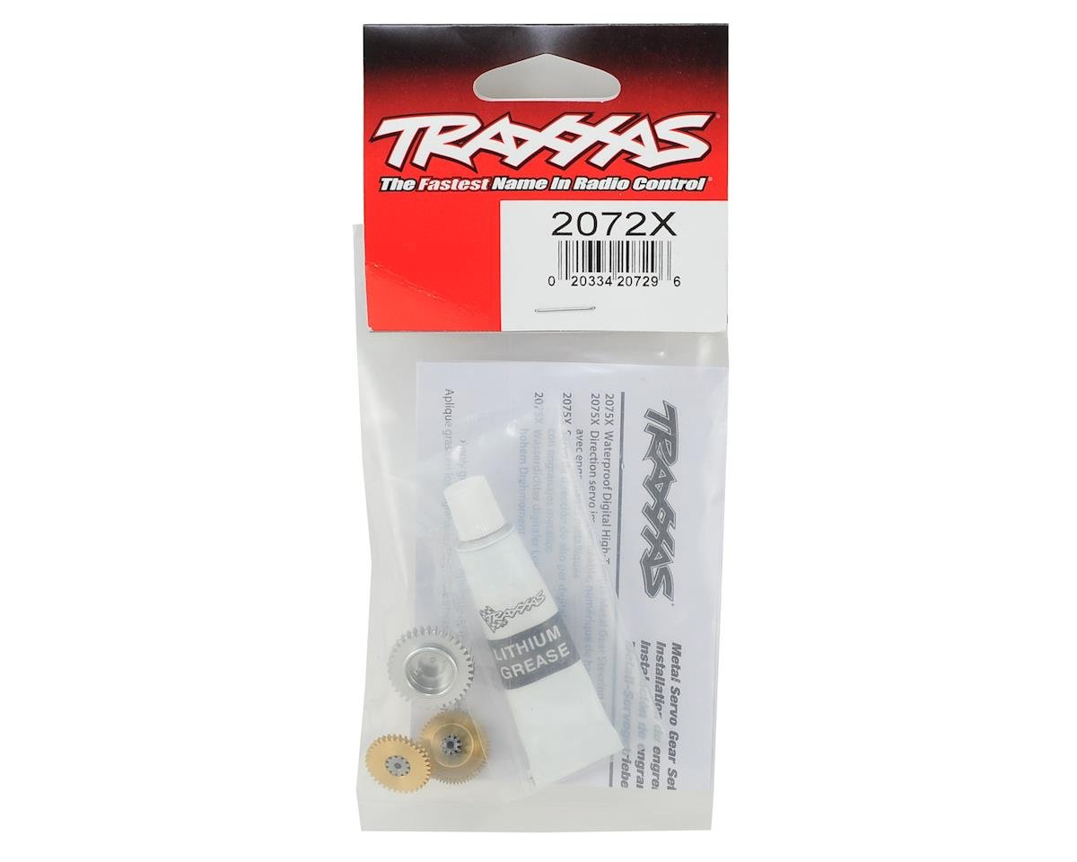 Image 3 for Traxxas Metal Gear Set (TRA2070/TRA2075)