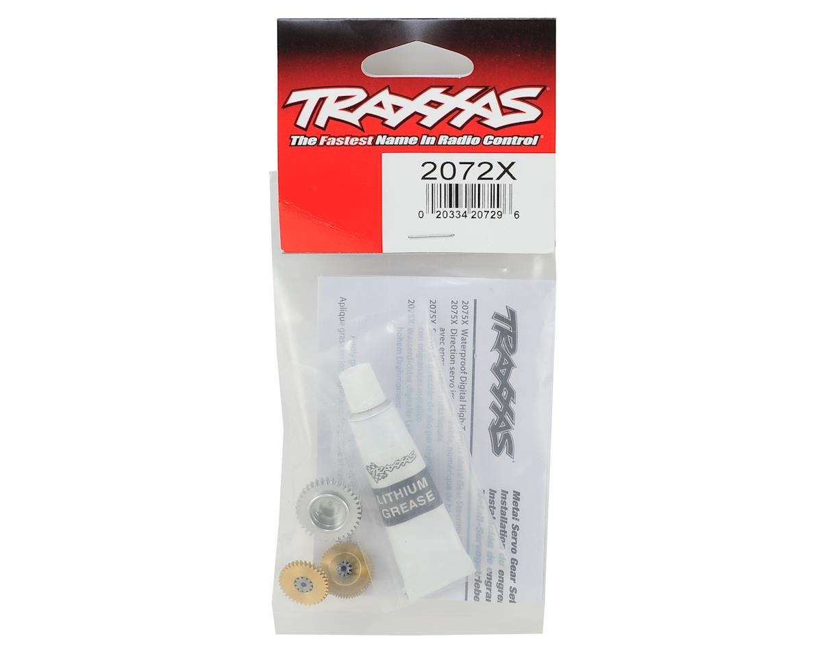 Traxxas Metal Gear Set (TRA2070/TRA2075)