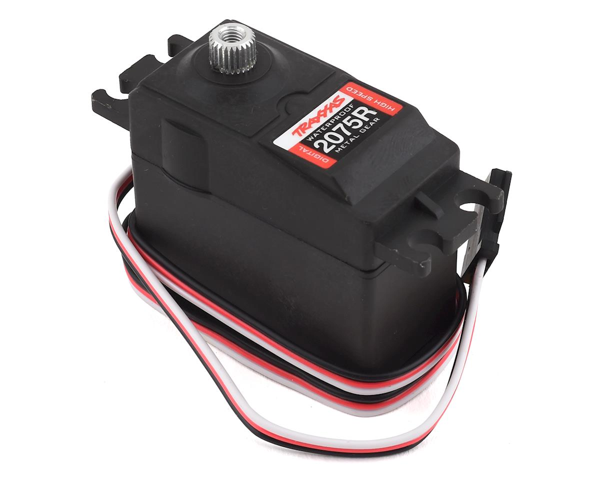 Traxxas 2075 Digital High Speed Waterproof Servo