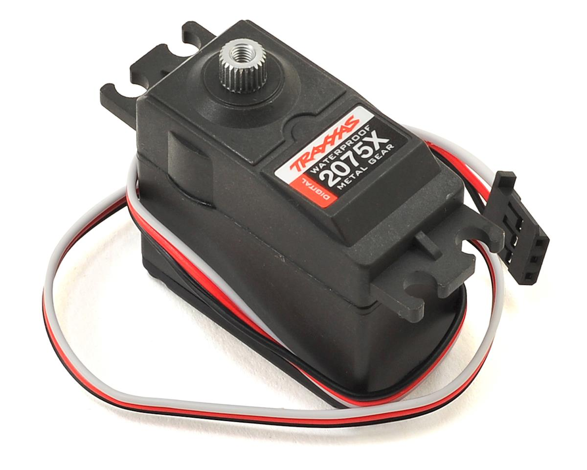 2075X Digital High Torque Metal Gear Waterproof Servo by Traxxas