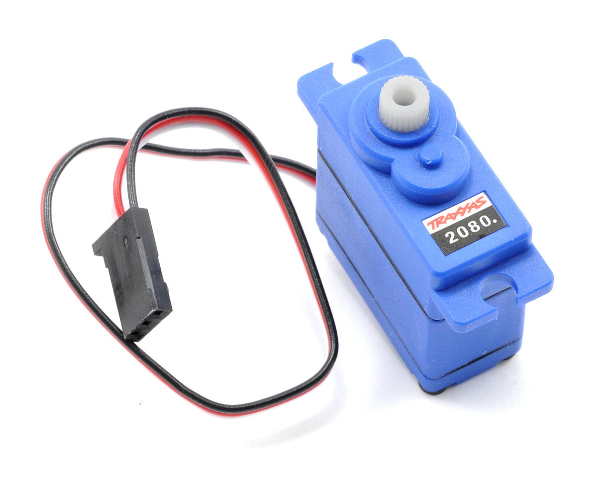 Waterproof Micro Servo by Traxxas 1/16 Slash