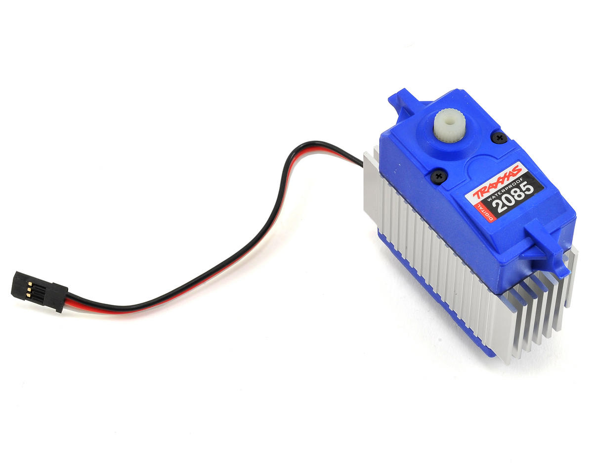 Traxxas 2085 Digital High Torque Waterproof Servo (X-Maxx Mount)