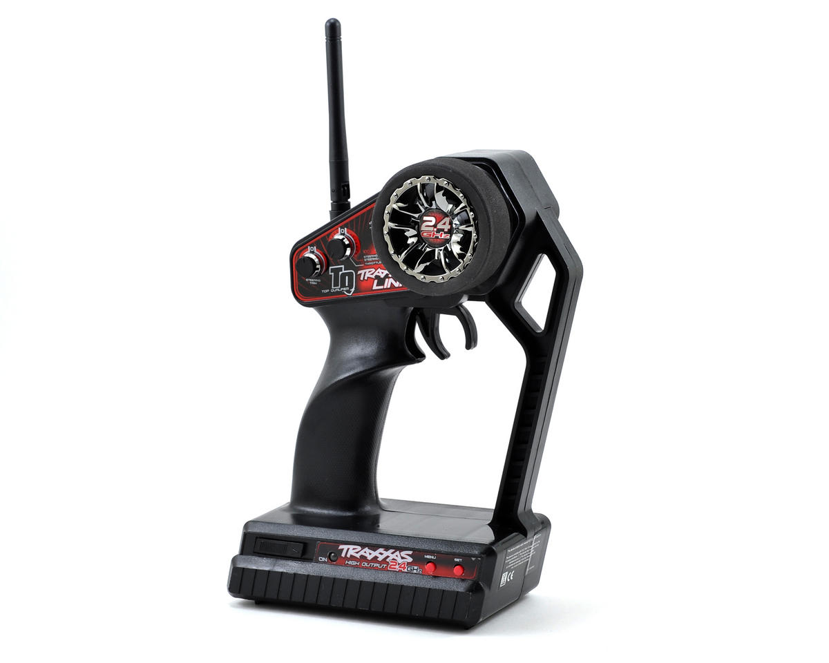 Traxxas TQ 2.4GHz 2-Channel Radio System w/Traxxas Link (No Receiver)
