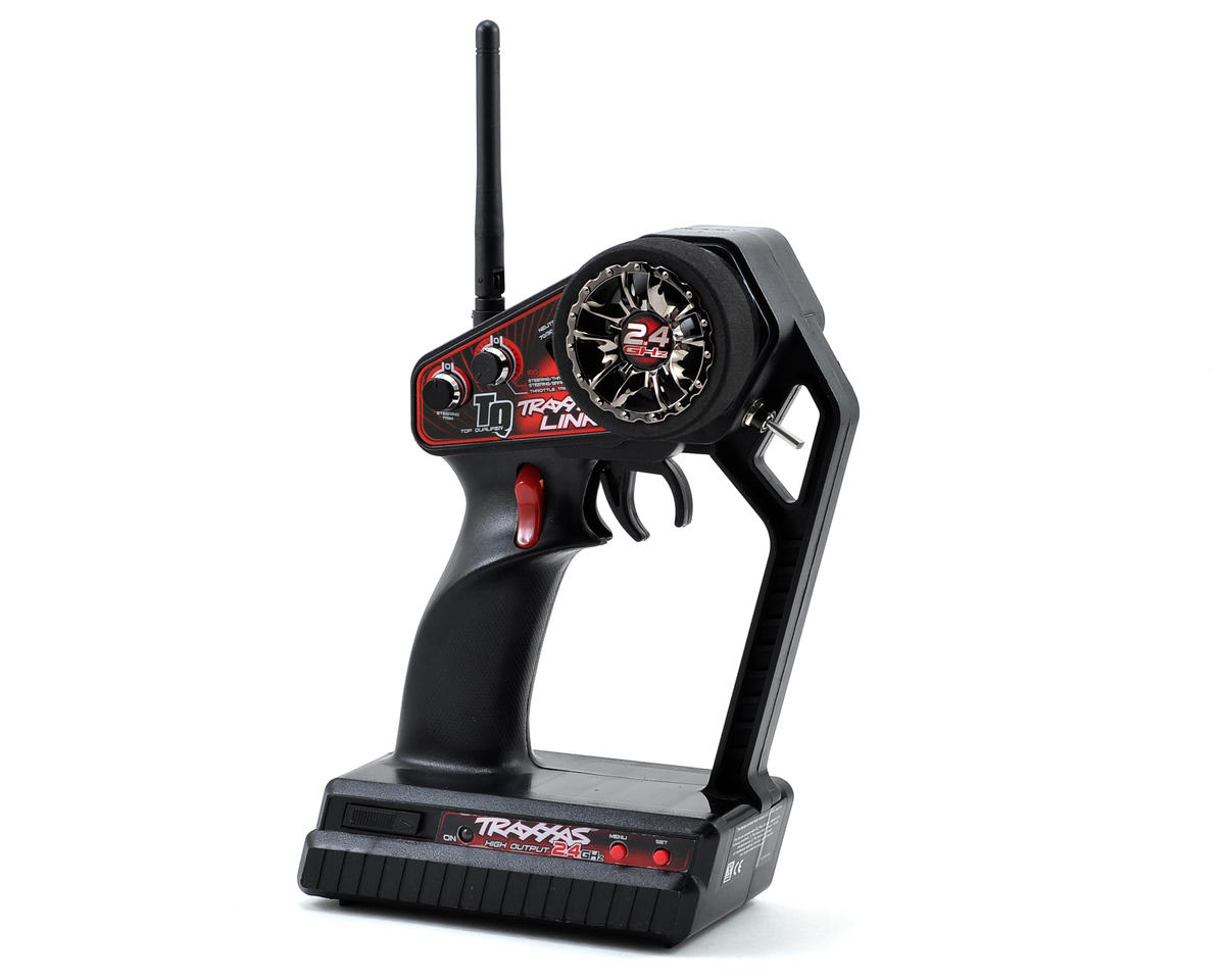 Traxxas TQ 2.4GHz 4-Channel Radio System w/Traxxas Link (No Receiver)