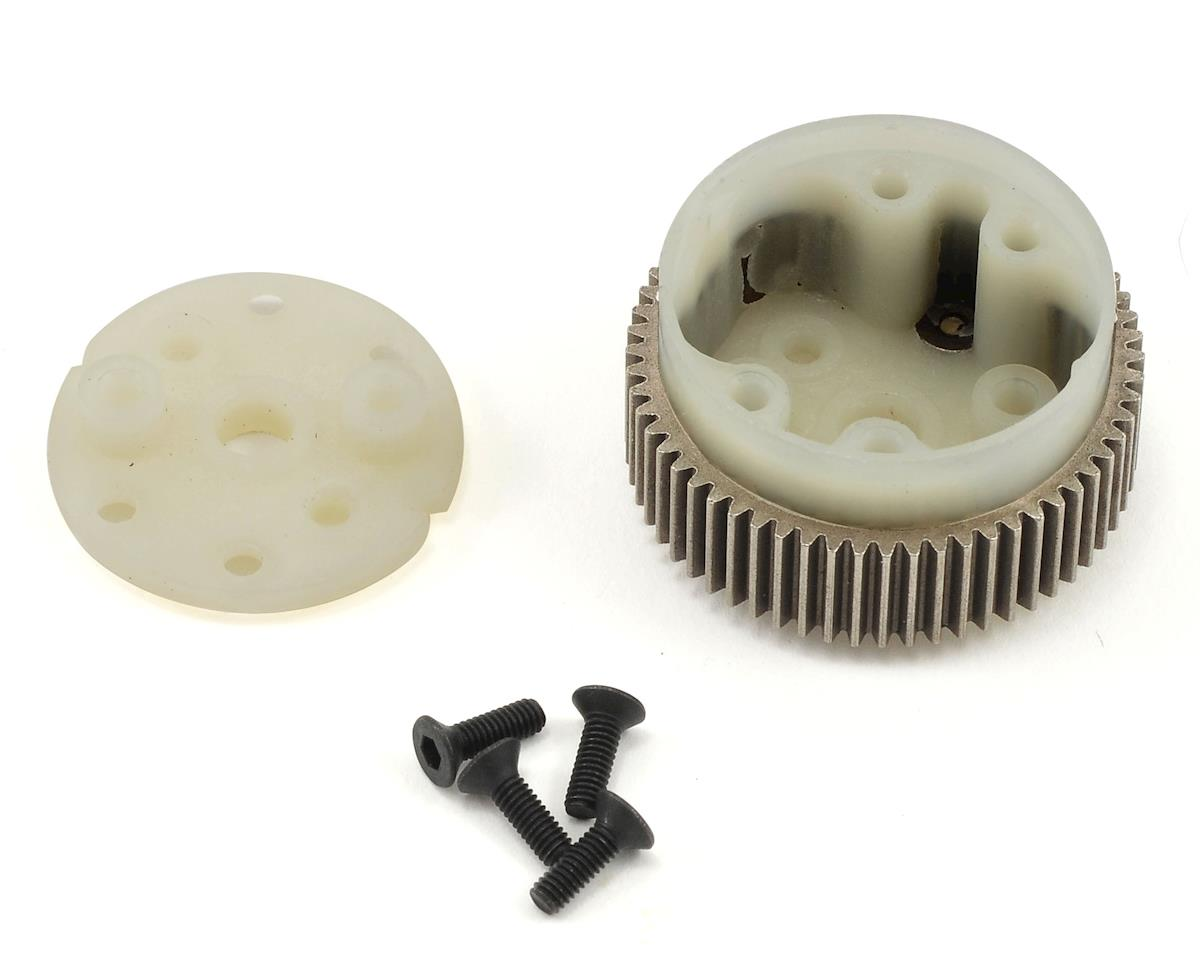 Traxxas Main Differential Case w/Steel Ring Gear | relatedproducts