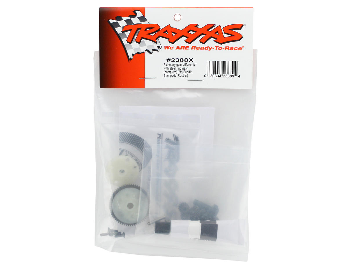 Image 2 for Traxxas Planetary Gear Differential (VXL)