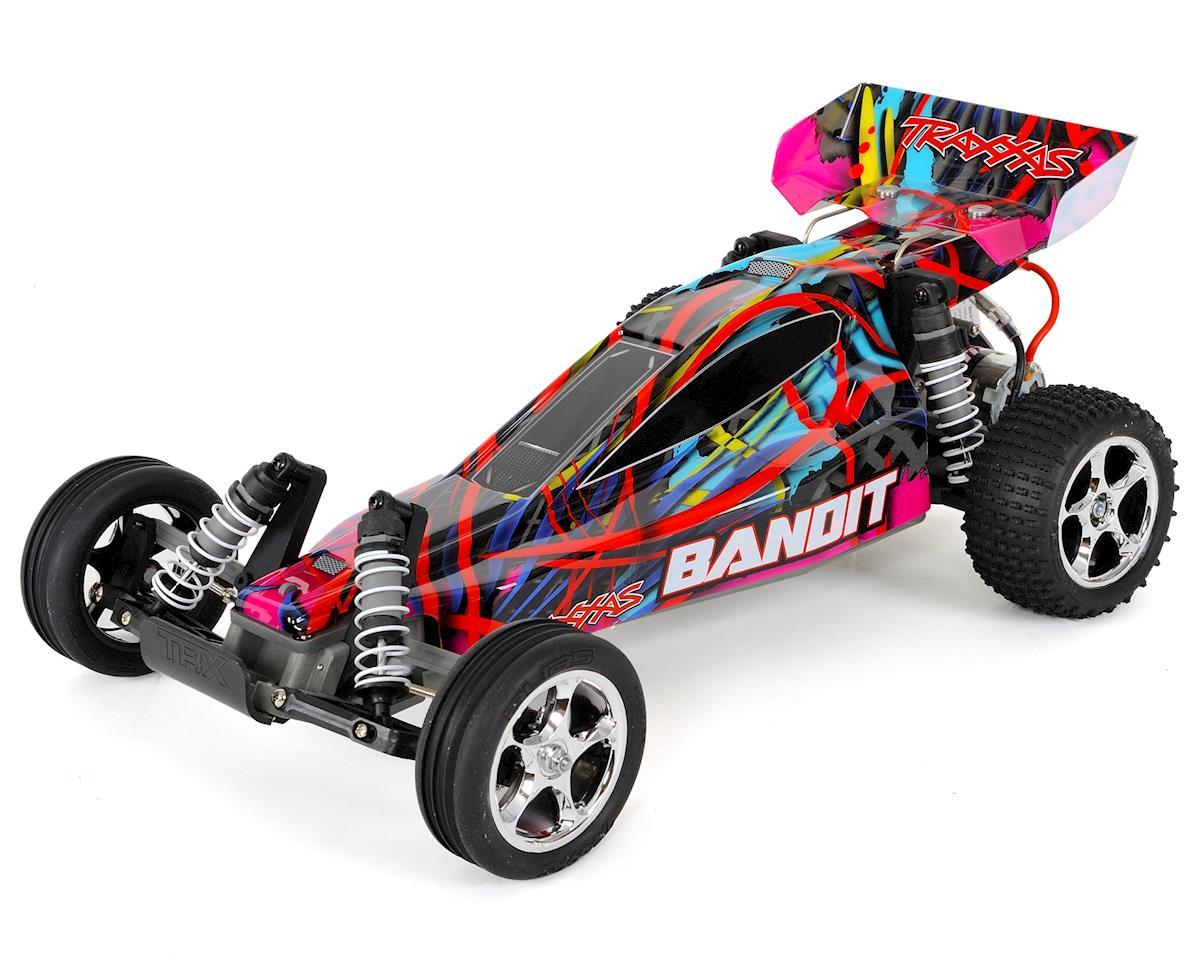 Traxxas Bandit 1/10 RTR Buggy (Hawaiian Edition)