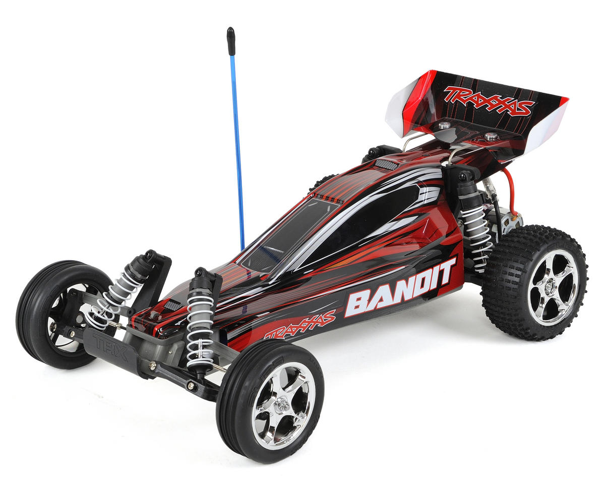 Bandit 1/10 RTR Buggy (Red) by Traxxas