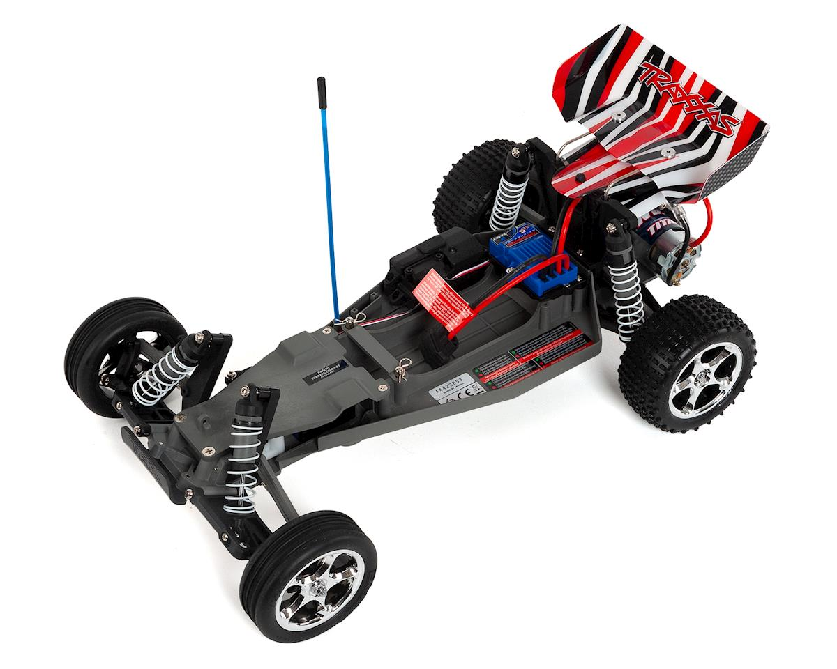 Traxxas Bandit 1/10 RTR Buggy (Red 2)