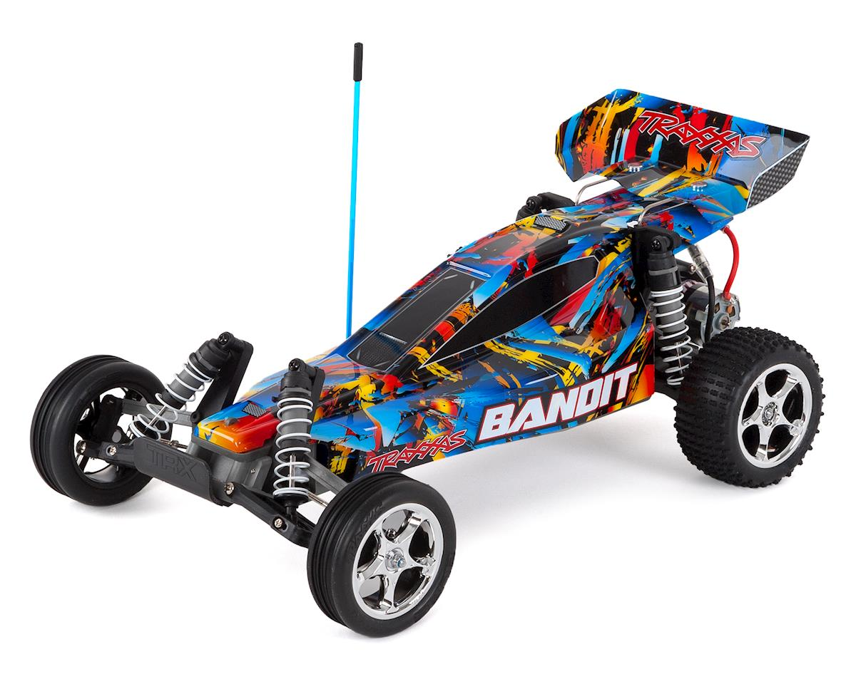 Bandit 1/10 RTR 2WD Electric Buggy (Rock n Roll) by Traxxas