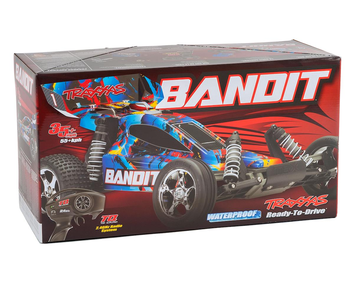 Traxxas Bandit 1/10 RTR 2WD Electric Buggy (Rock n Roll)