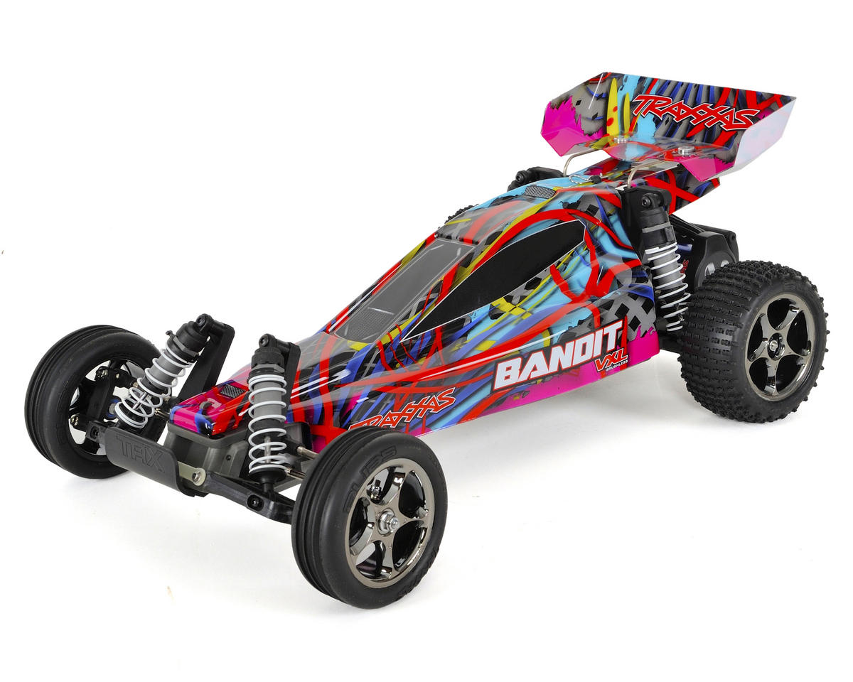 Traxxas Bandit VXL Brushless 1/10 RTR 2WD Buggy (Courtney Force)