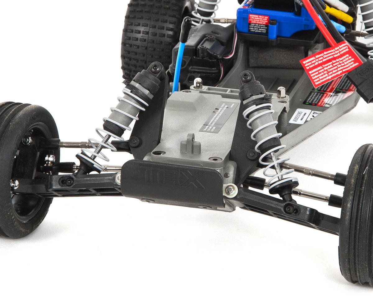 Traxxas Bandit VXL Brushless 1/10 RTR 2WD Buggy (Silver)