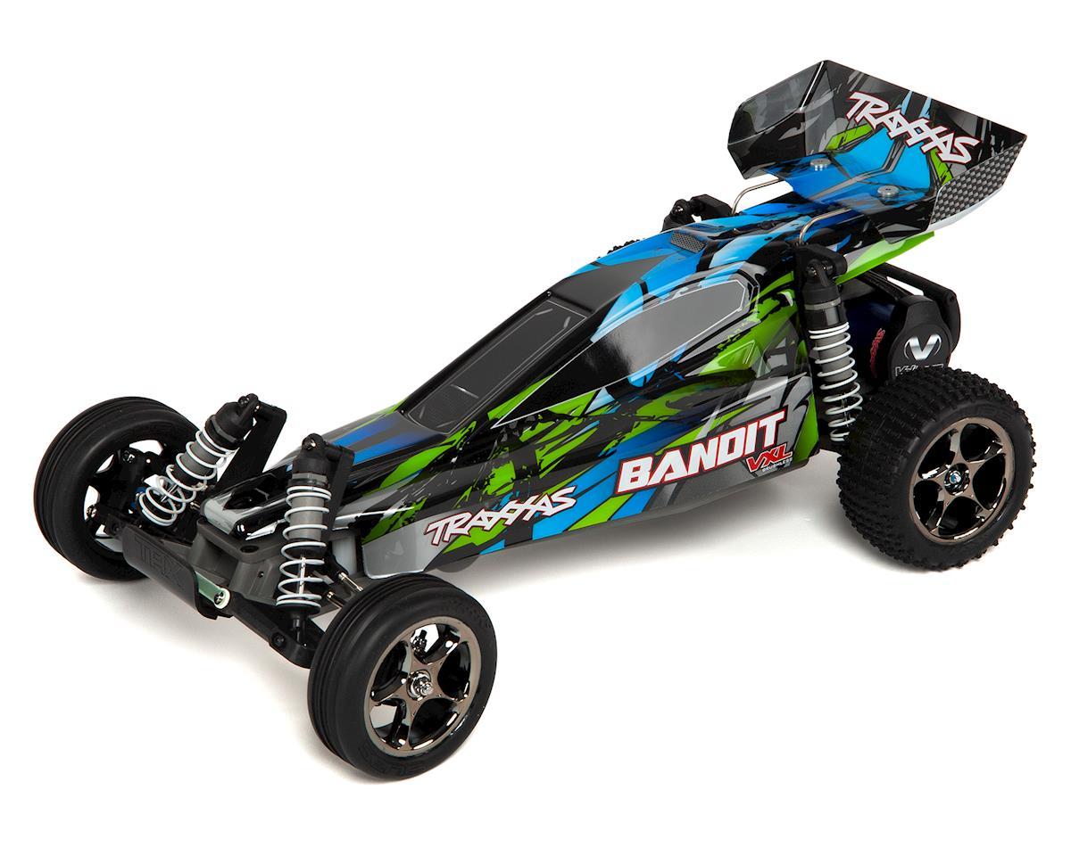 Traxxas Bandit VXL TRX24076-4-GRN