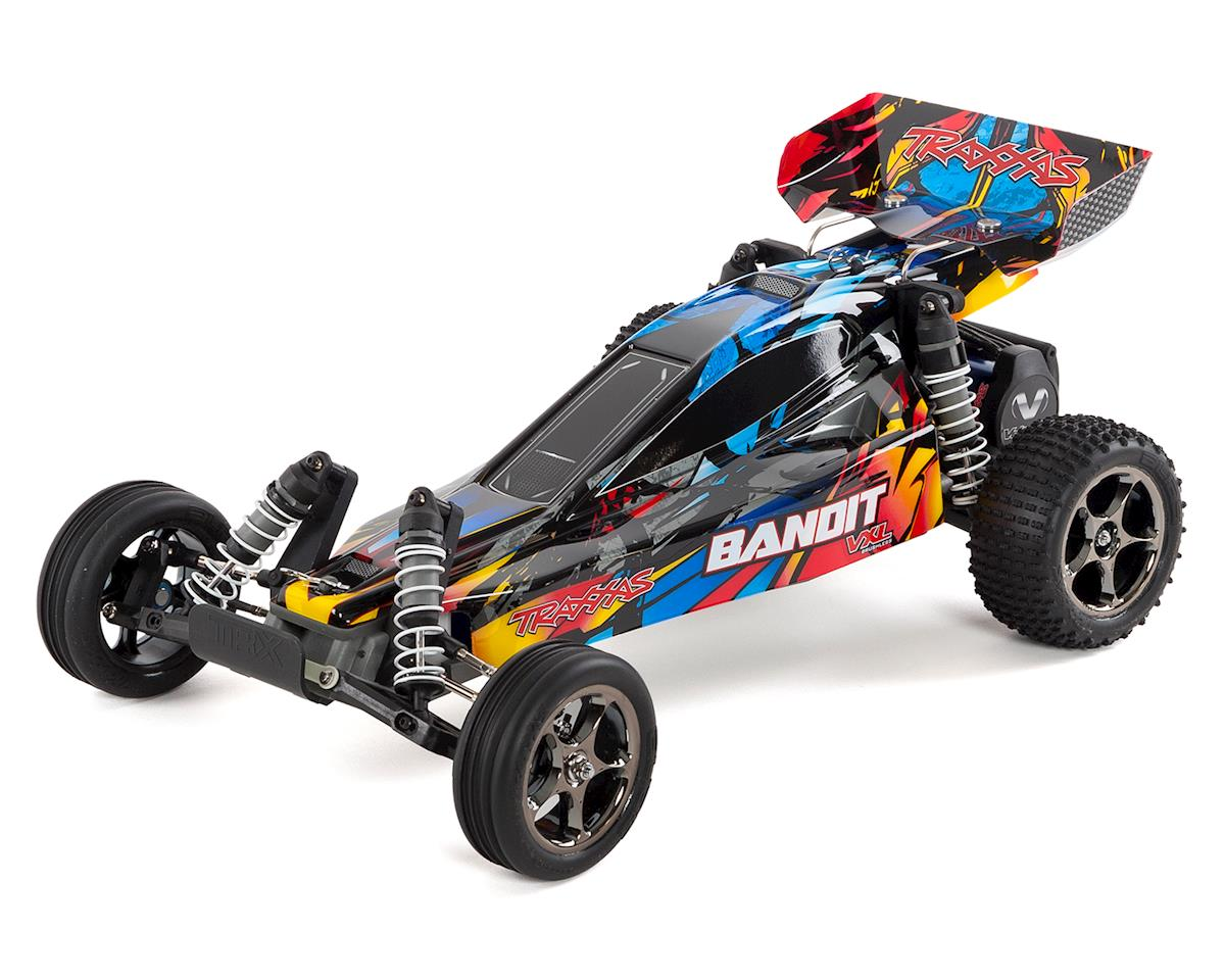 Bandit VXL Brushless 1/10 RTR 2WD Buggy (Rock n Roll) by Traxxas
