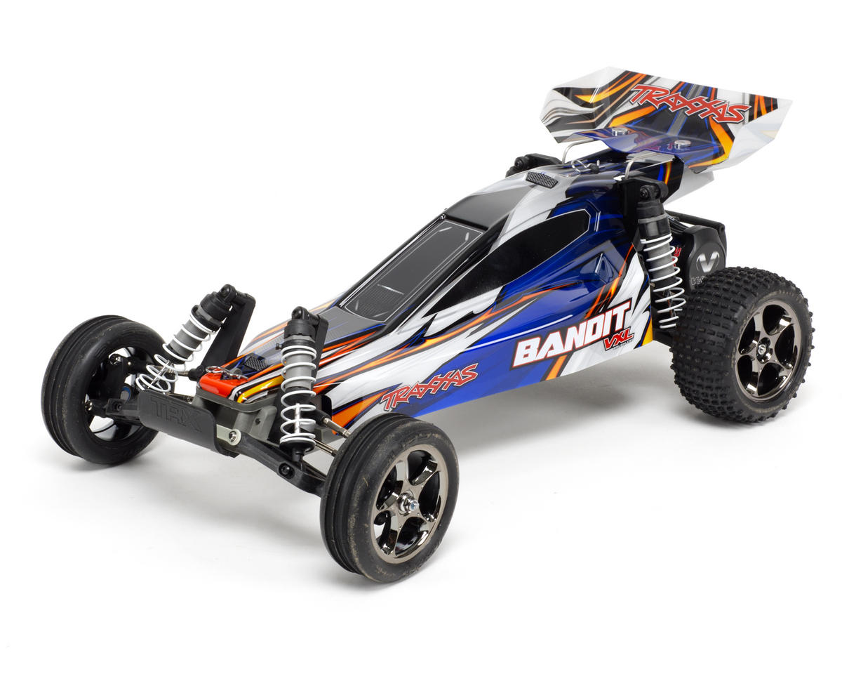best ready to run rc car with Traxxas Bandit Vxl Brushless 1 10 Buggy Rtr W Tqi 24ghz Radio Vxl 3s Lipo Charger on Hobby Rc Car Truck Motorcycle Models Kits Ebay together with Harga Online Wond Surpasshobby 2440 4600kv Sensorless Motor 35a Brushless Esc For Rc Car Boat Terbaru moreover Temper 124 Rock Crawler From Ecx also Best Team Energy Rc Cars And Trucks besides Traxxas Xo 1 Review.