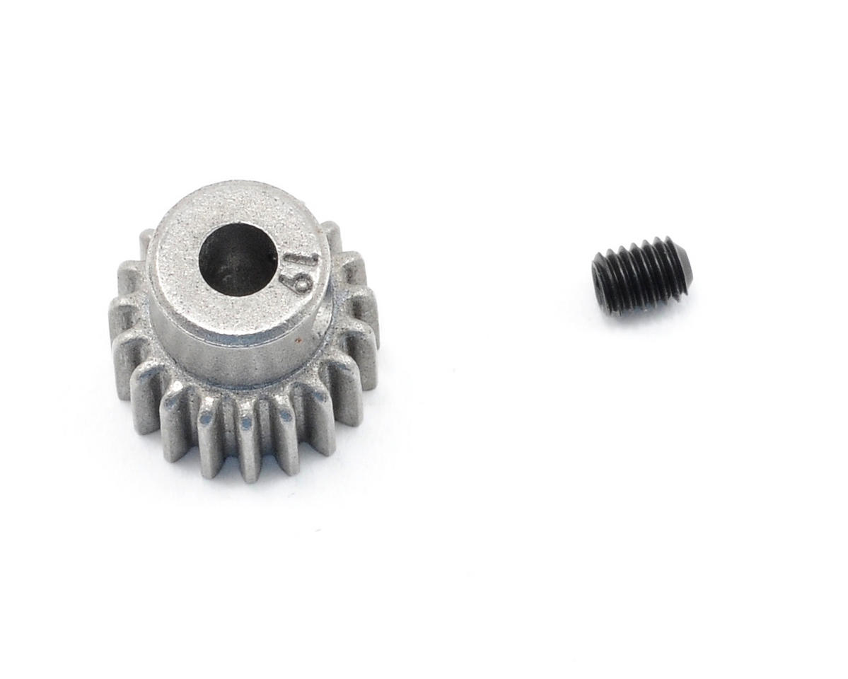 Traxxas 48P Pinion Gear w/Set Screw (3.17mm Bore) (19T)