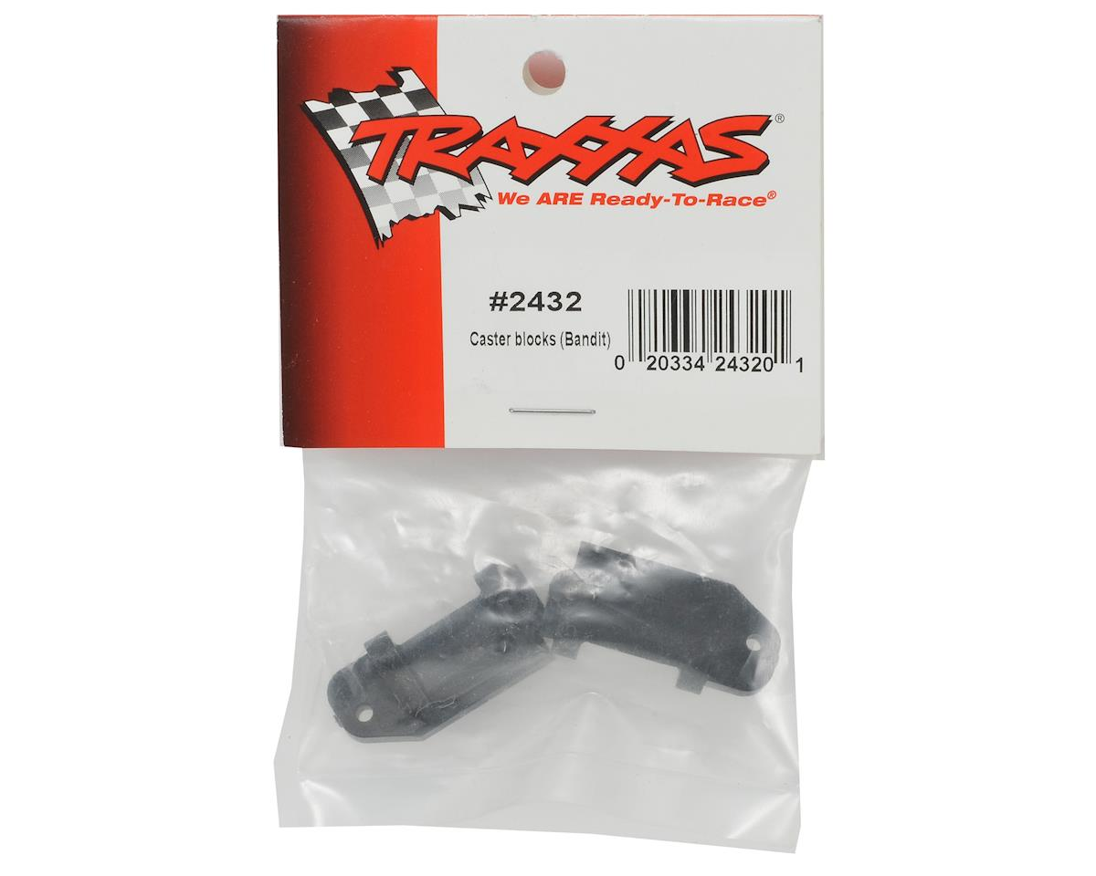 Traxxas 30° Caster Block Set