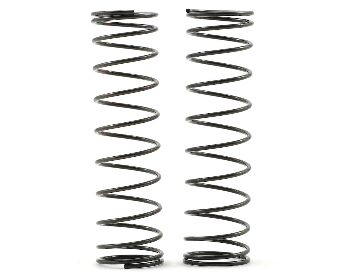 Rear Shock Spring Set (Black) by Traxxas