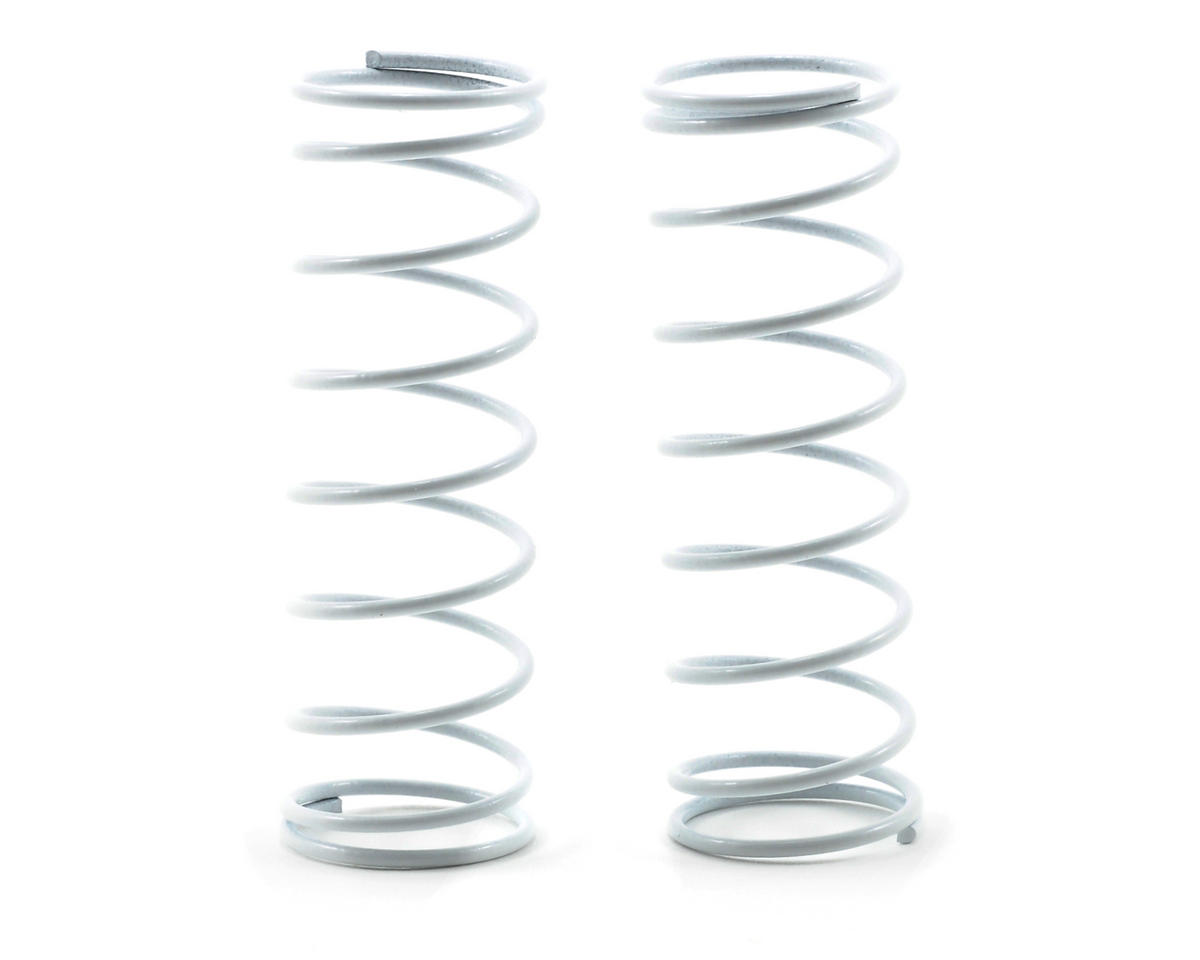 Front Shock Spring Set (White) (2) by Traxxas