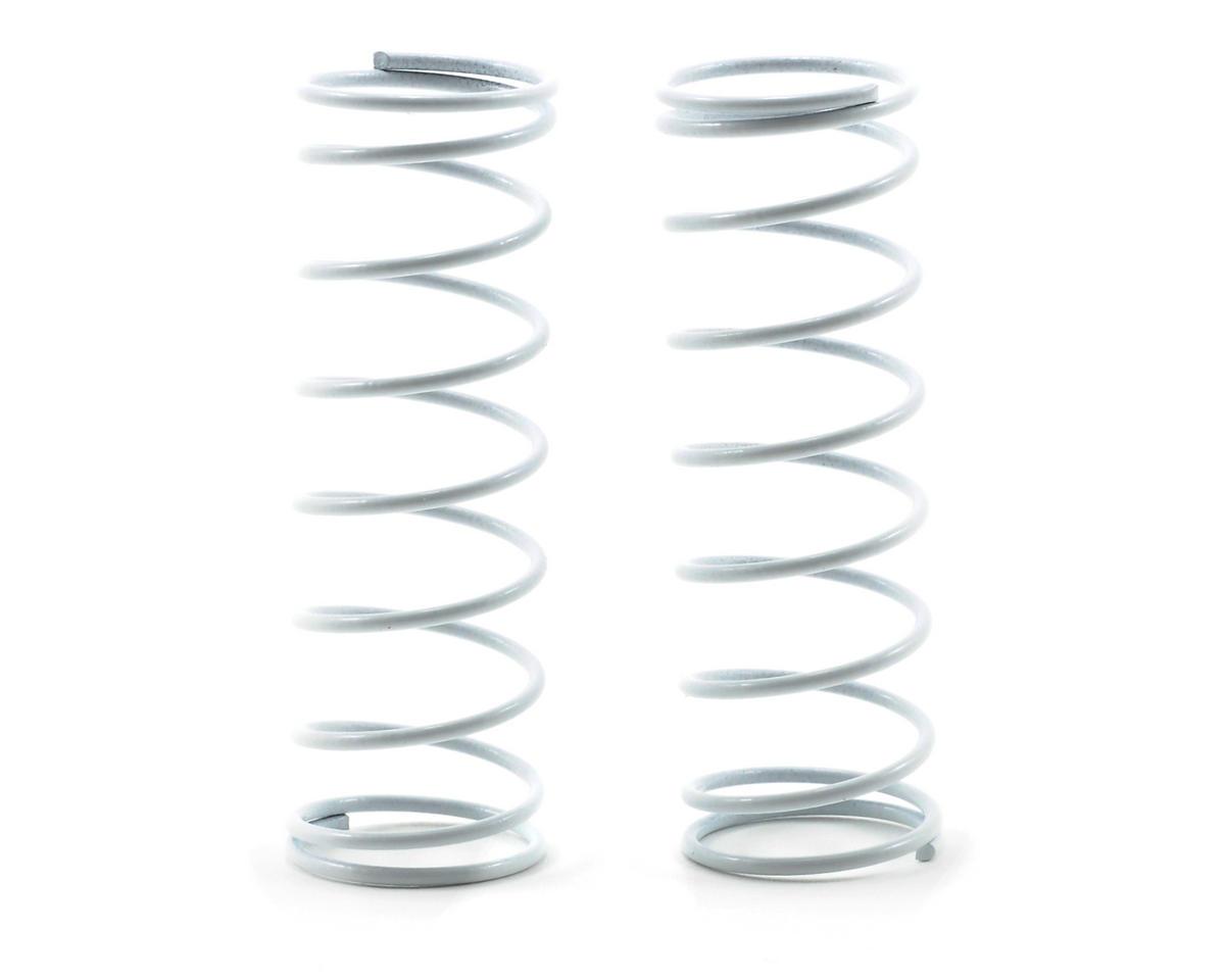 Traxxas Front Shock Spring Set (White) (2)