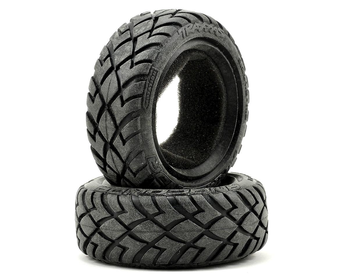"Traxxas Front Tracer 2.2"" Wheels w/Anaconda Tires (2)"