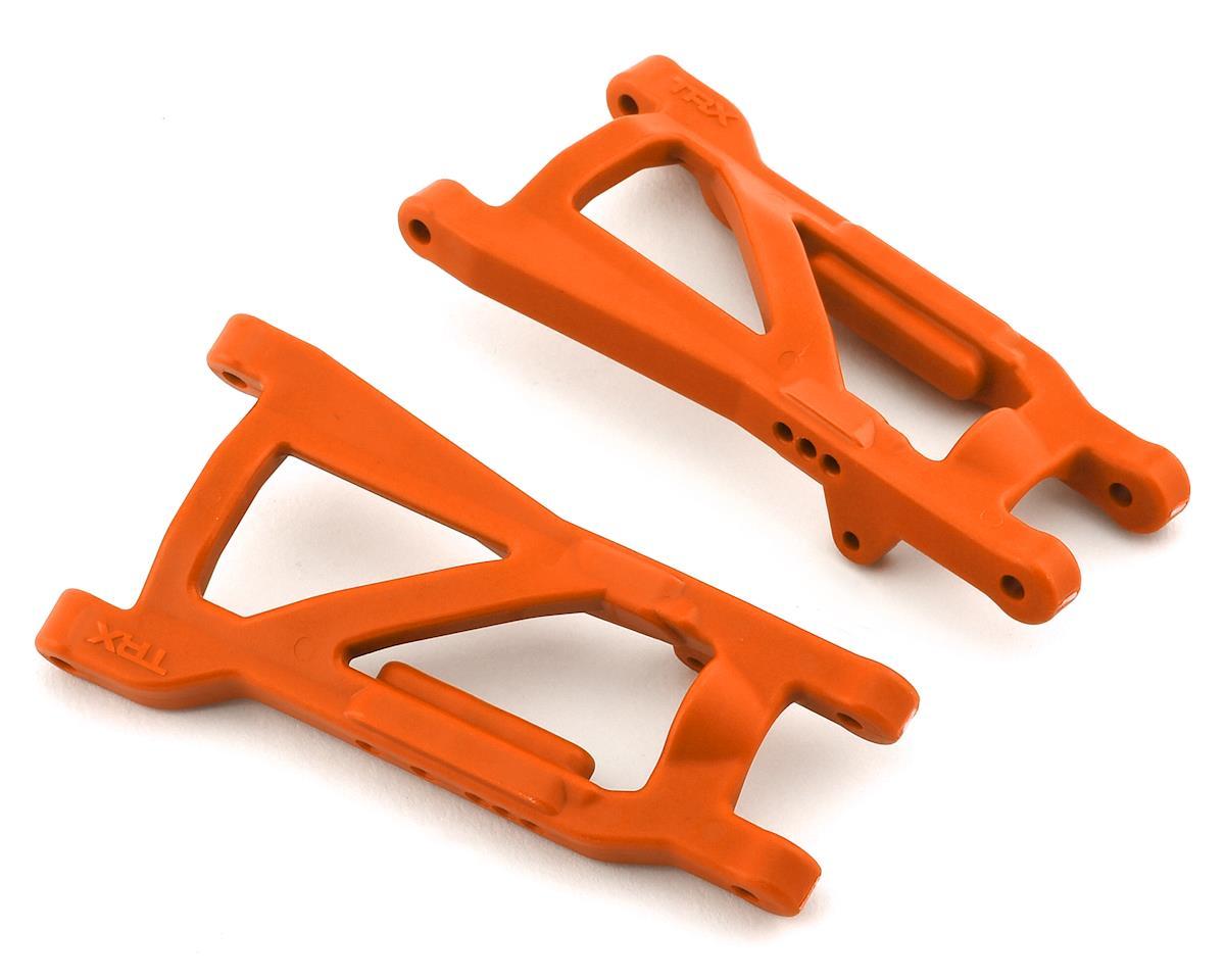 Traxxas HD Cold Weather Rear Suspension Arm Set (Orange)