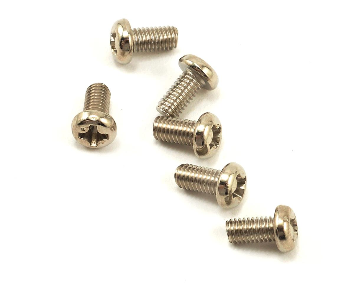 Traxxas 3x6mm Roundhead Machine Screws (6)