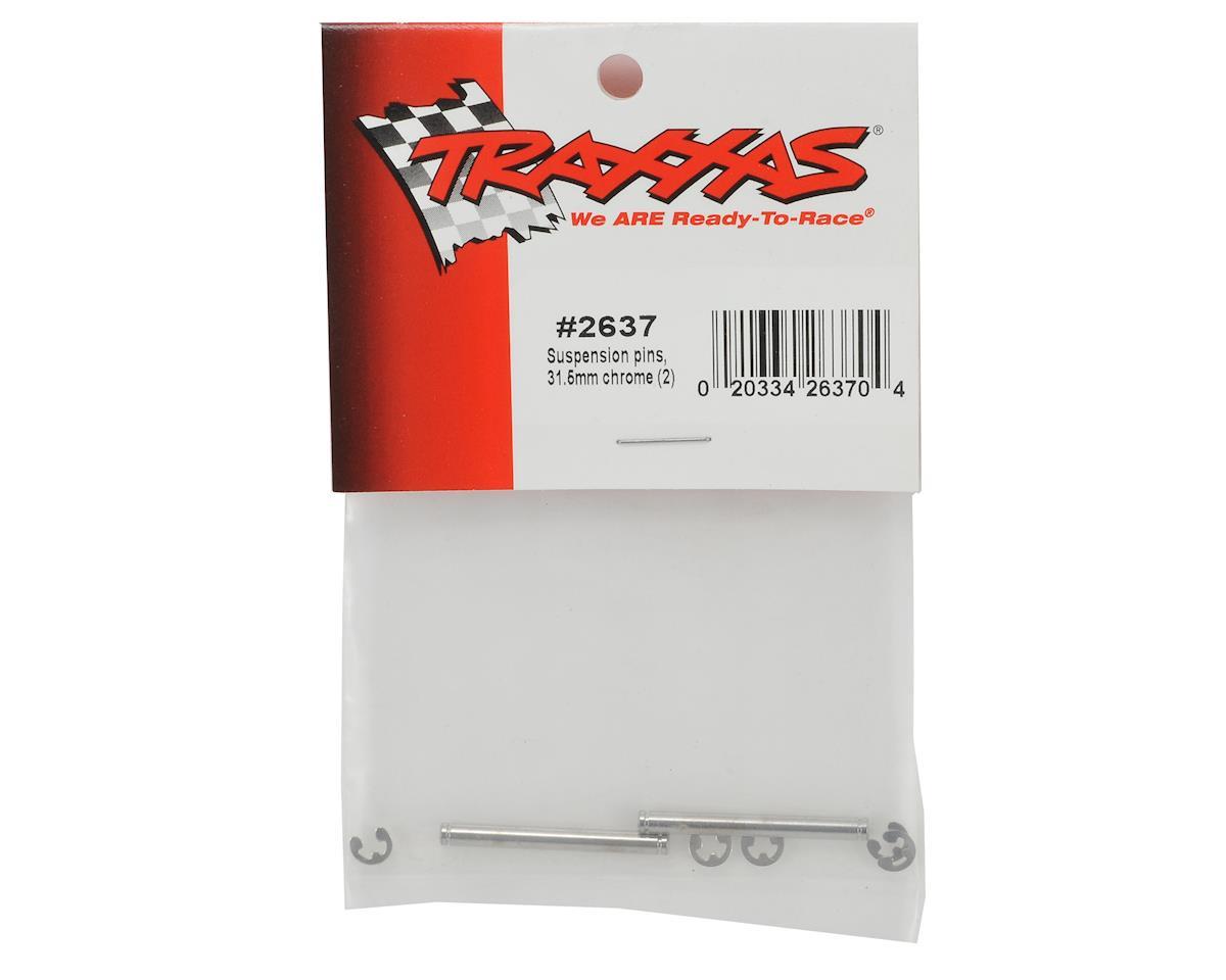 Traxxas 31.5mm Chrome Suspension Pin Set (2)