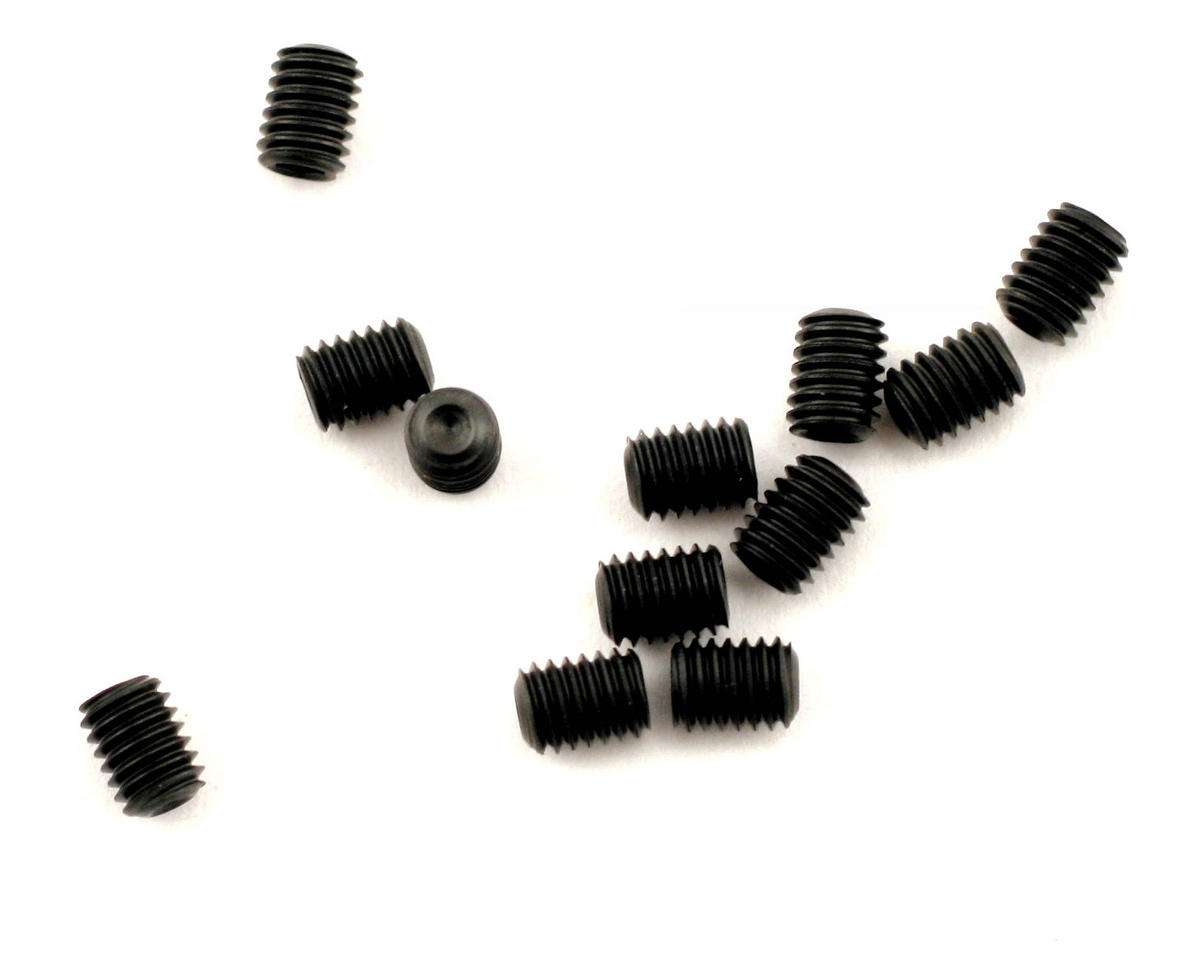 Traxxas 3mm Hardened Set Screws (12)