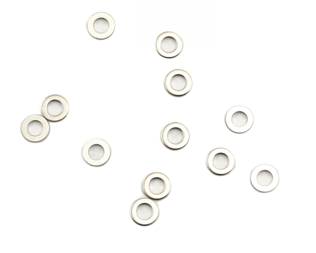 3x6mm Metal Washers (12) by Traxxas