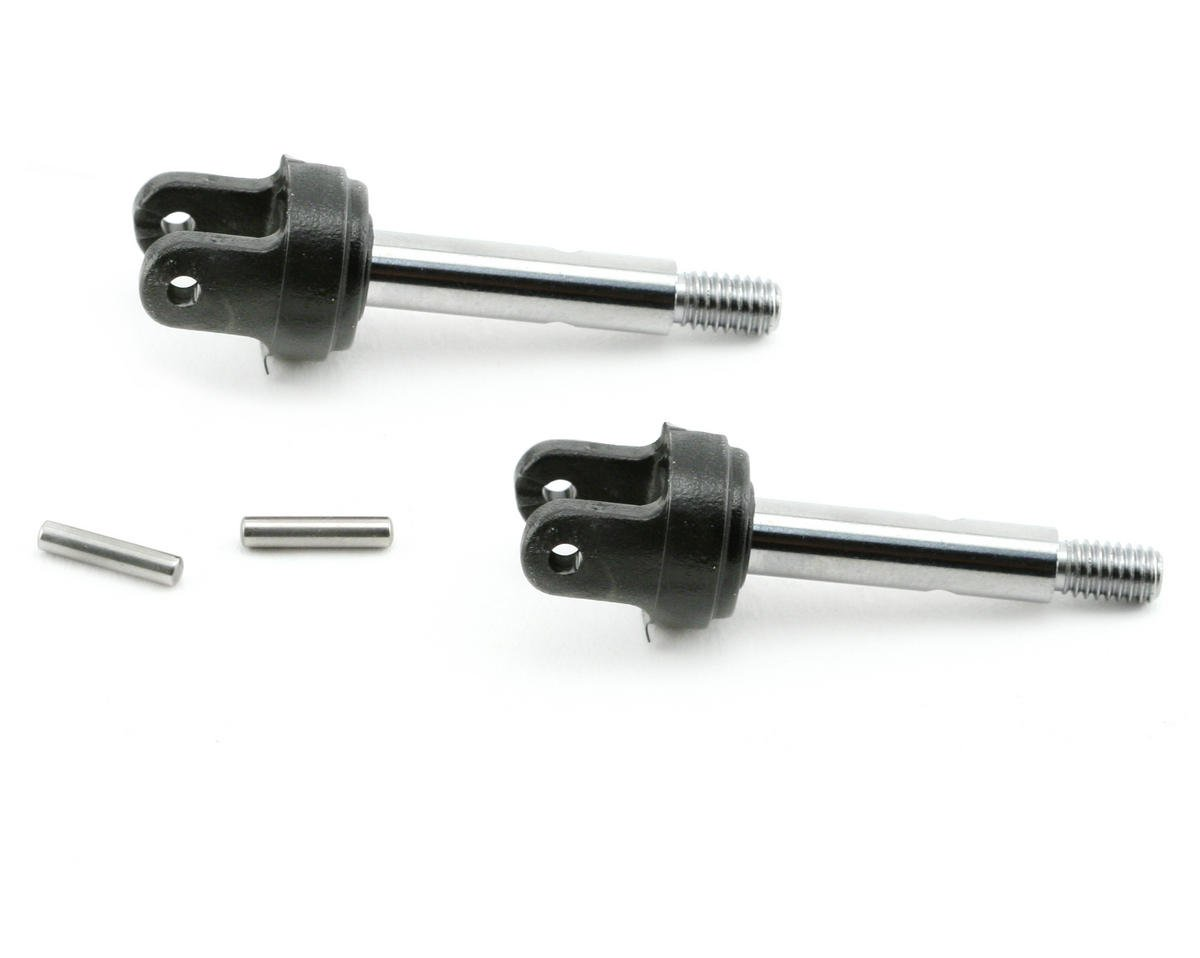 Rear Stub Axles (2) (VXL) by Traxxas