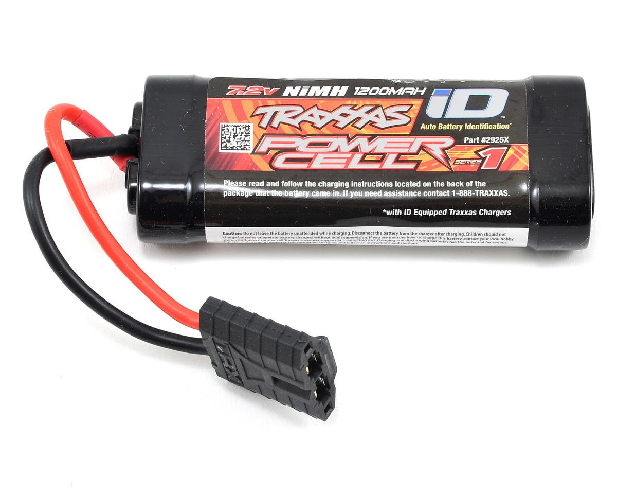 """Series 1"" 6-Cell 1/16 Battery w/iD Traxxas Connector (7.2V/1200mAh) by Traxxas"