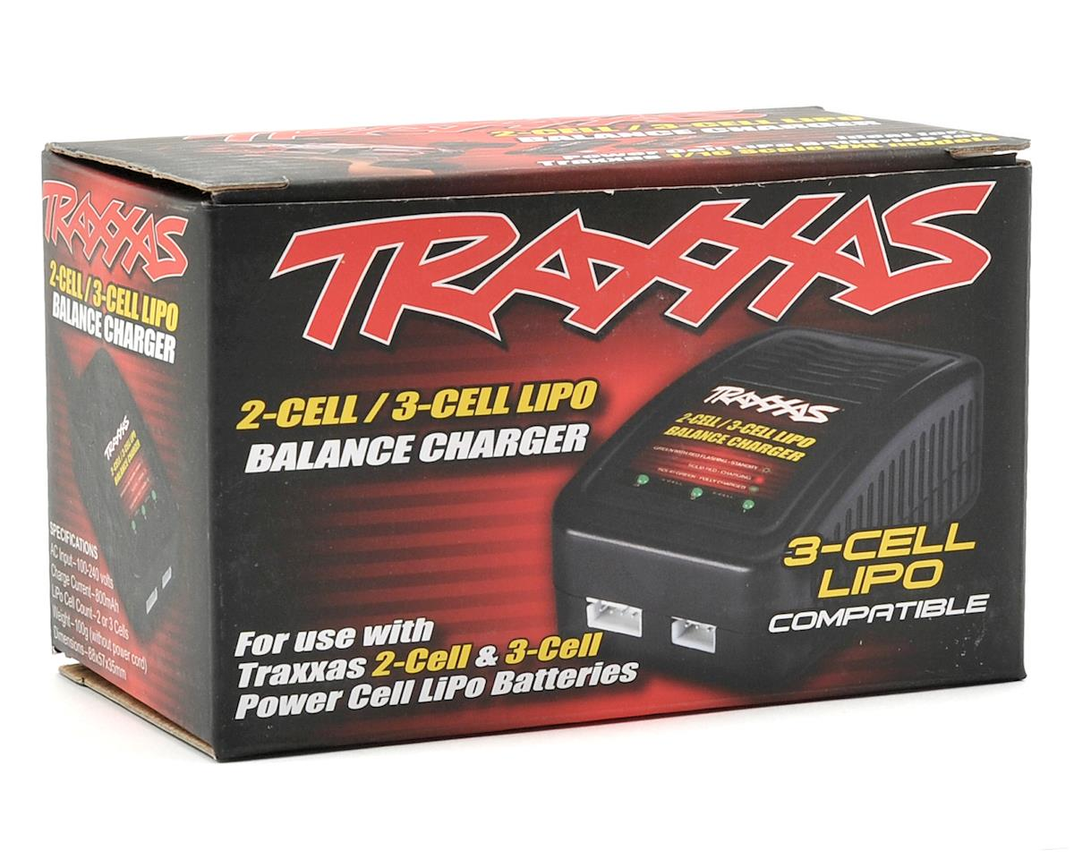 Traxxas LiPo 2/3 Cell Balance AC Charger