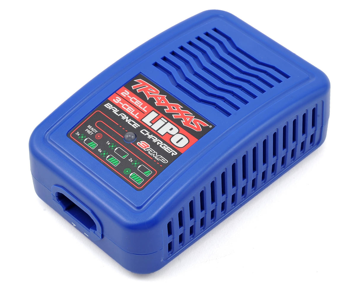 Traxxas 2-3 Cell AC LiPo Balance Charger