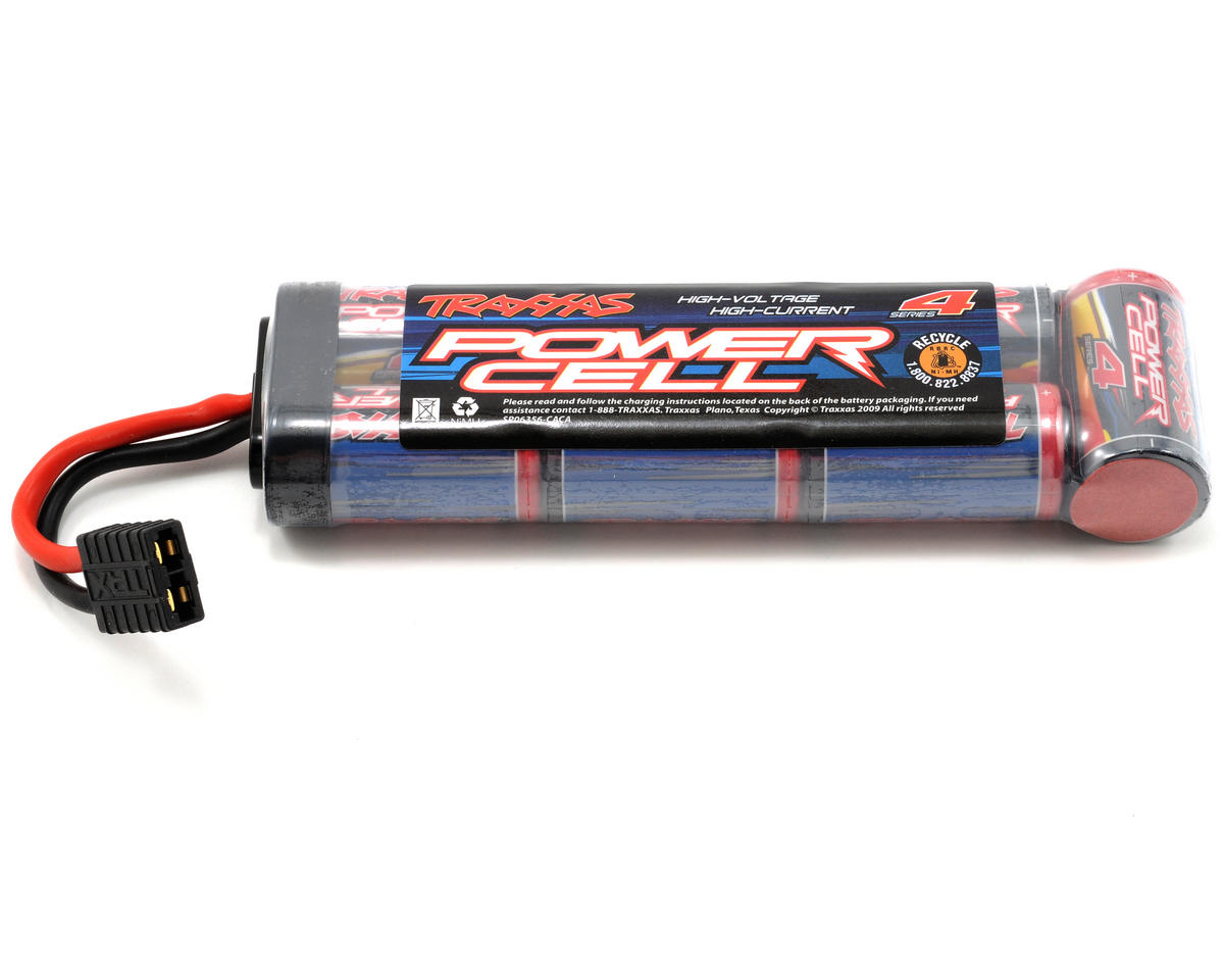 "Traxxas ""Series 4"" 7 Cell Stick Pack w/Traxxas Connector (8.4V/4200mAh)"