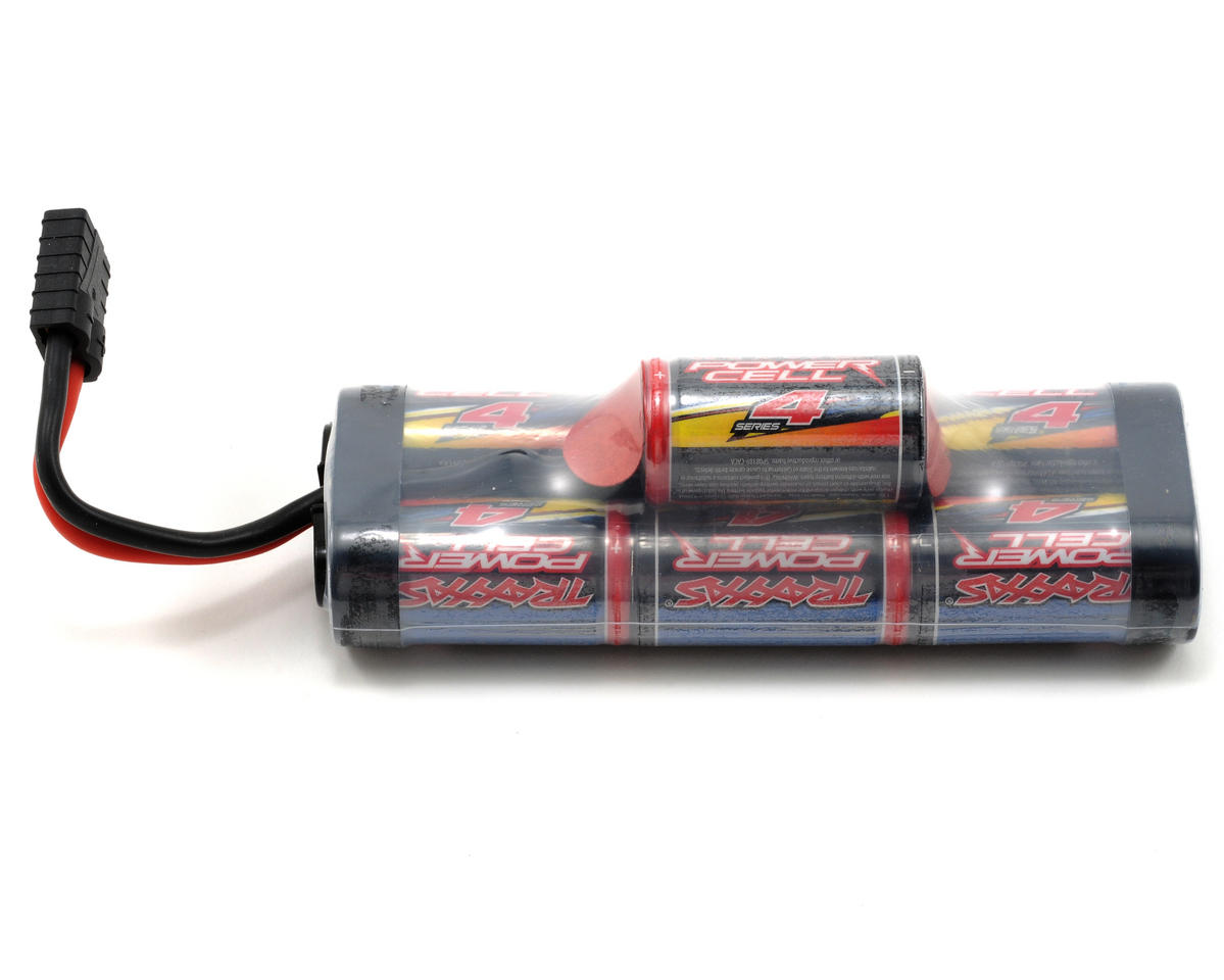 "Traxxas ""Series 4"" 7 Cell Hump Pack w/Traxxas Connector (8.4V/4200mAh)"